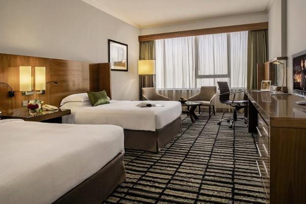Chambre - Hôtel Jumeira Rotana 4* Dubai Dubai et les Emirats
