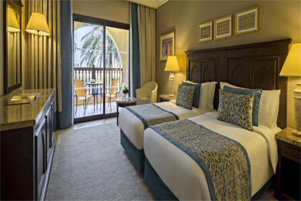 Chambre - Club Kappa Club Fujairah Miramar 5* Dubai Dubai et les Emirats