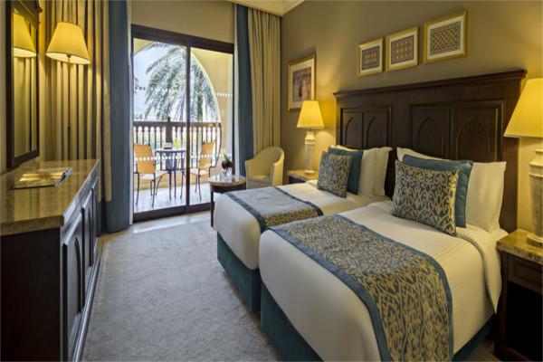 Chambre - Hôtel Miramar Al Aqah Beach Resort 5* Dubai Dubai et les Emirats