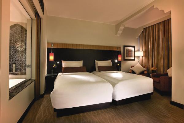 Chambre - Hôtel Oaks Dubai Ibn Battuta Gate 5* Dubai Dubai et les Emirats