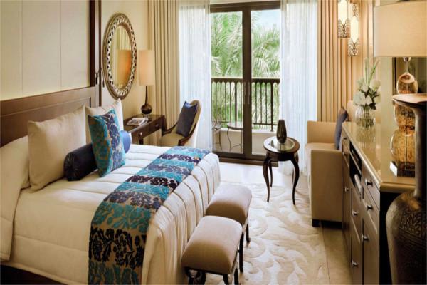 Chambre - Hôtel One & Only Royal Mirage 5* Dubai Dubai et les Emirats
