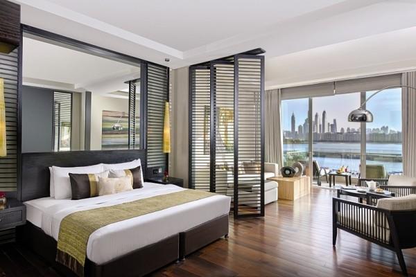 Chambre - Hôtel Rixos The Palm Dubai 5* Dubai Dubai et les Emirats