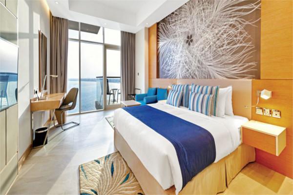 Chambre - Hôtel Royal Central Palm Jumeirah 5* Dubai Dubai et les Emirats