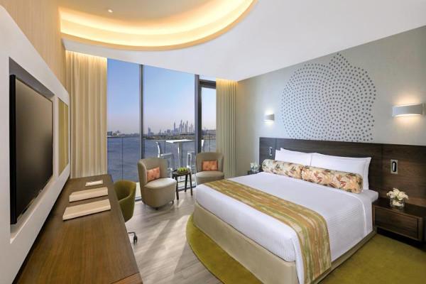 Chambre - Hôtel The Retreat Palm Dubai MGallery by Sofitel 5* Dubai Dubai et les Emirats