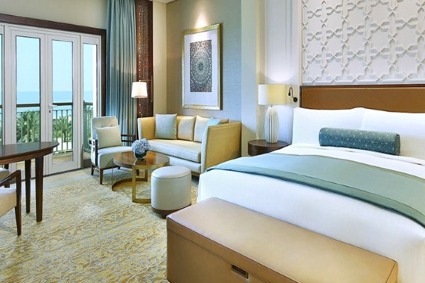Chambre - Hôtel The Ritz Carlton 5* Dubai Dubai et les Emirats