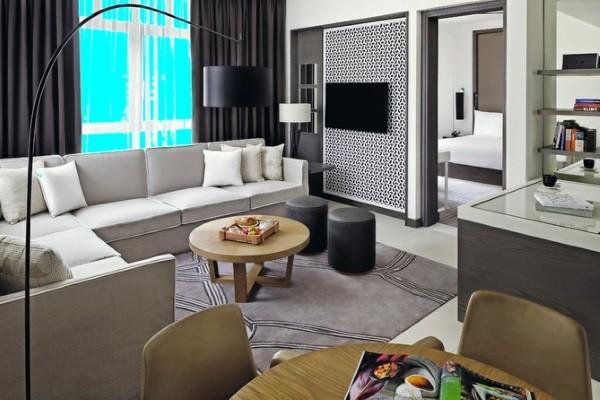 Chambre - Hôtel Vida Downtown 4* Dubai Dubai et les Emirats