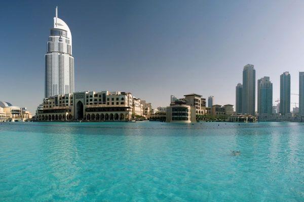 Ville - Mövenpick Jumeirah Lakes Towers 5* Dubai Dubai et les Emirats