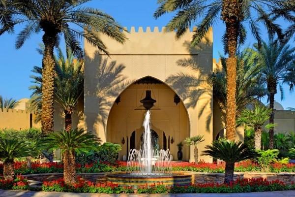 Facade - Hôtel Arabian Court At One&only Royal Mirage 6* Dubai Dubai et les Emirats