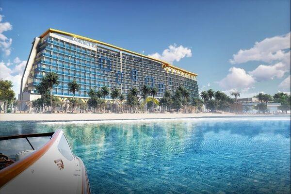 Facade - Club Coralia Centara Mirage Beach Resort Dubaï 4* Dubai Dubai et les Emirats