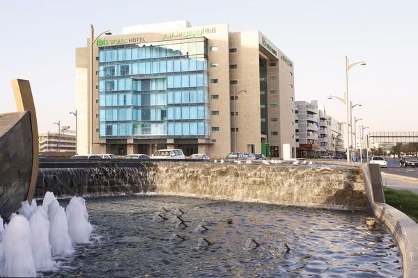 Facade - Hôtel Ibis Style Jumeirah 3*