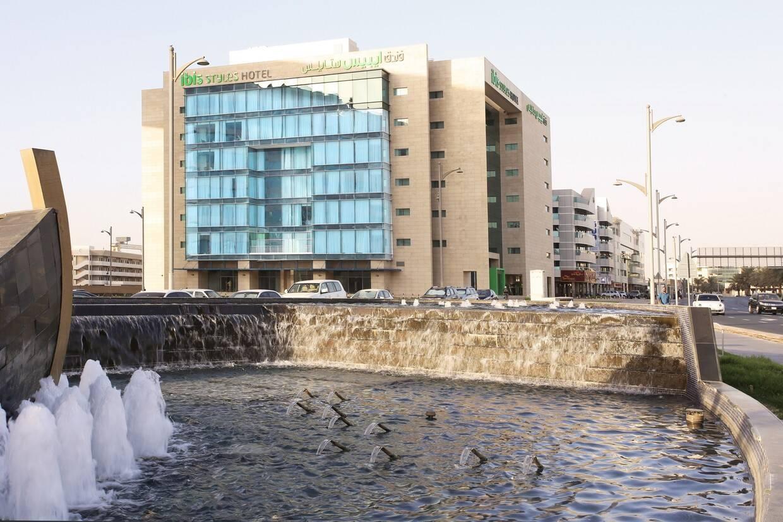 Facade - Hôtel Ibis Style Jumeirah 3* Dubai Dubai et les Emirats