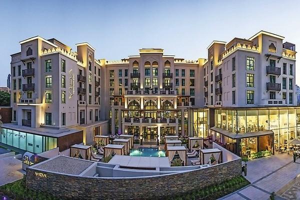 Hotel Dubai Centre Ville Pas Cher