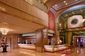 Dubai et les Emirats-Dubai, Hôtel Crowne Plaza Dubaï