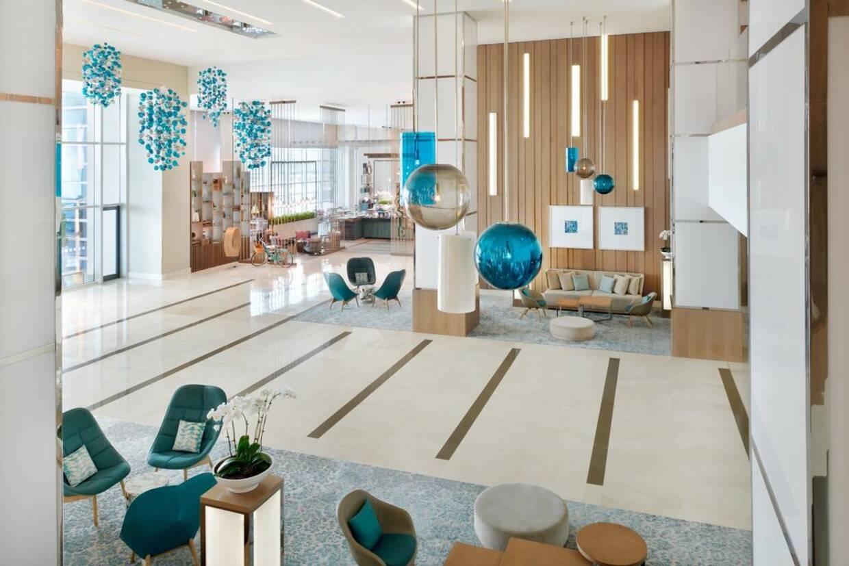 Hall - Club Holiday Inn Dubai Festival City 4* Dubai Dubai et les Emirats