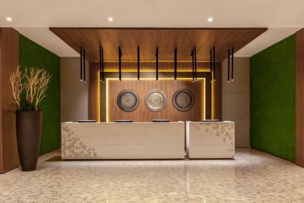 hôtel - équipements - Hôtel Hilton Garden Inn Al Jadaf 4* Dubai Dubai et les Emirats