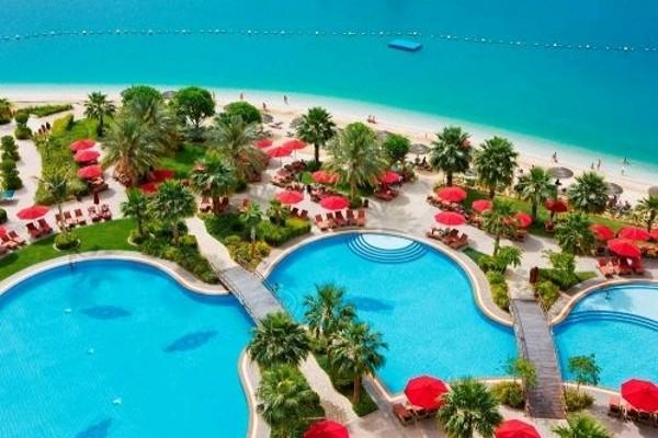 Khalidiya Palace - Combiné Dubaï et Abu Dhabi : Auris Plaza et Khalidiya Palace