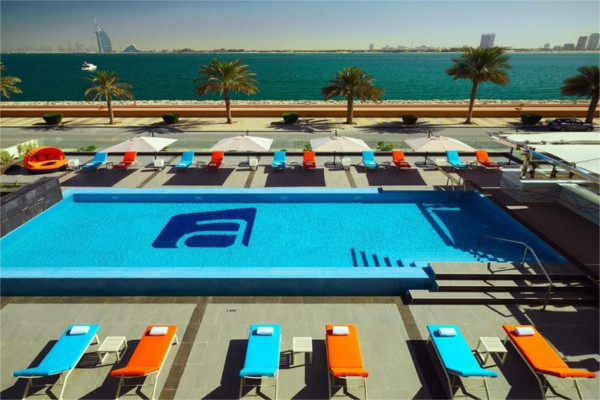Piscine - Hôtel Aloft Palm Jumeirah 4*