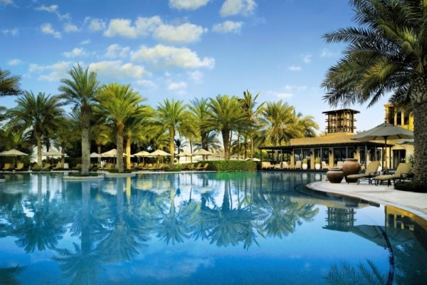 Piscine - Arabian Court At One&only Royal Mirage