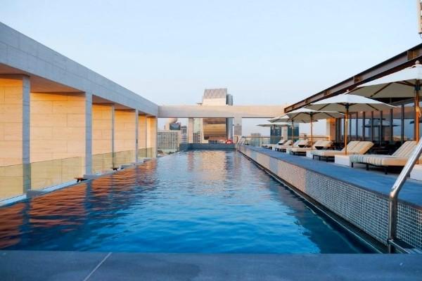 Piscine - Hôtel Canopy by Hilton Dubai Al Seef 4* Dubai Dubai et les Emirats