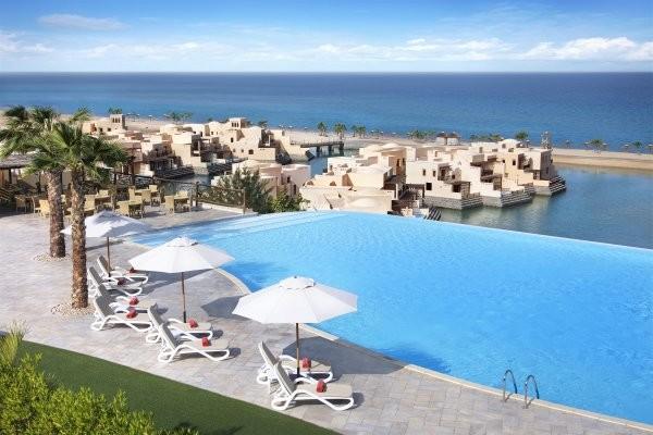 Piscine - Hôtel Cove Rotana Resort Ras Al Khaimah 5* Dubai Dubai et les Emirats