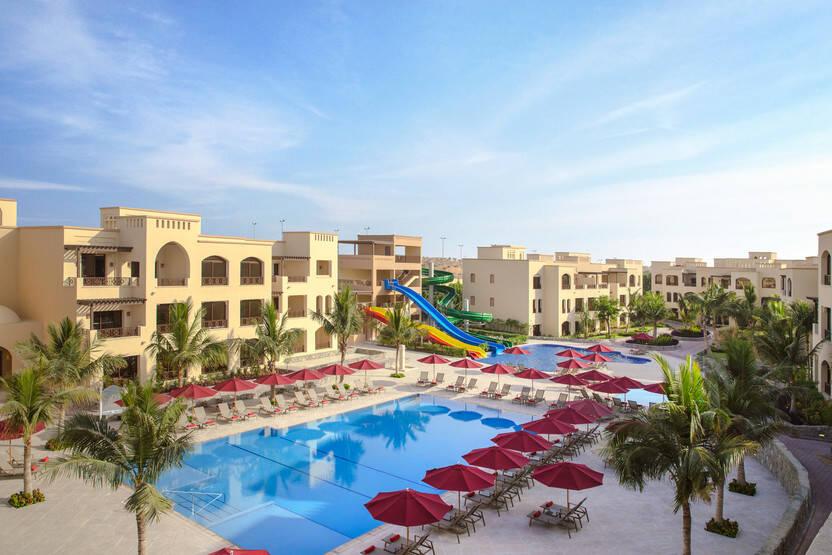 Piscine - Club Framissima The Village Cove Rotana 5* Dubai Dubai et les Emirats