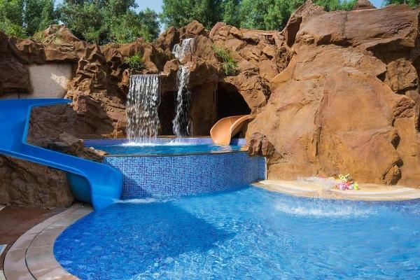 Piscine - Hôtel Habtoor Grand Resort Autograph Collection 5* Dubai Dubai et les Emirats