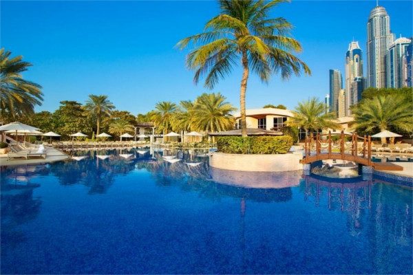 Piscine - Hôtel Habtoor Grand Resort Autograph Collection 5*