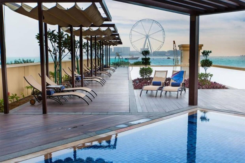 Piscine - Hôtel Ja Ocean View 5* Dubai Dubai et les Emirats