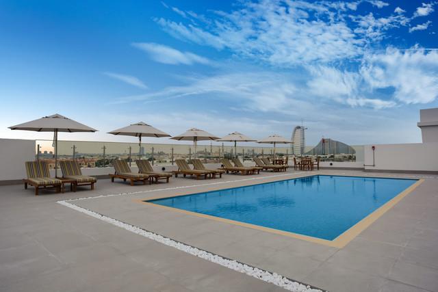 Dubai et les Emirats : Hôtel Lemon Tree Hotel