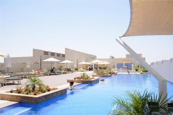 piscine - Metropolitan et Atlantis The Palm