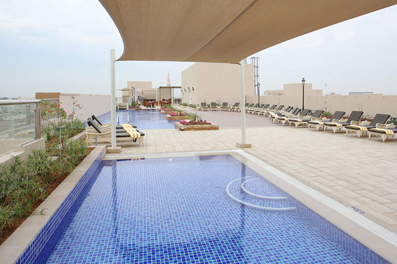 Piscine - Hôtel Metropolitan 4* Dubai Dubai et les Emirats