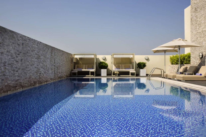 Piscine - Hôtel Novotel Bur Dubaï 4* Dubai Dubai et les Emirats