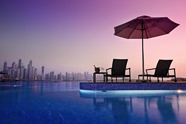 Piscine - Hôtel Oaks Dubai Ibn Battuta Gate 5* Dubai Dubai et les Emirats