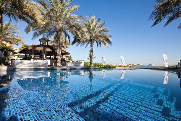 Piscine - Hôtel Pullman Jumeirah Lakes Towers Hotel & Residence 5* Dubai Dubai et les Emirats