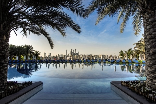 Piscine - Rixos The Palm Dubai