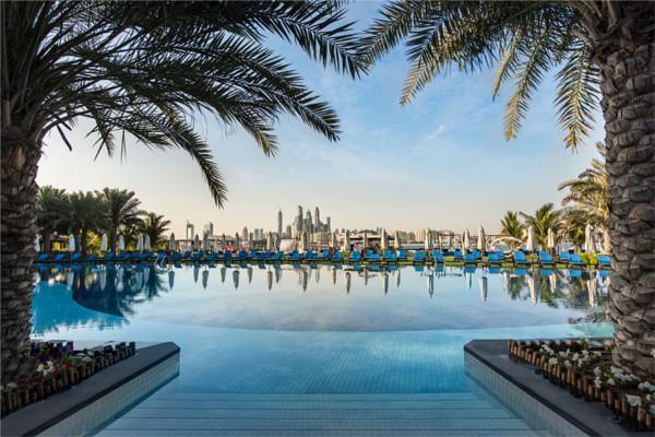 piscine - Rixos The Palm