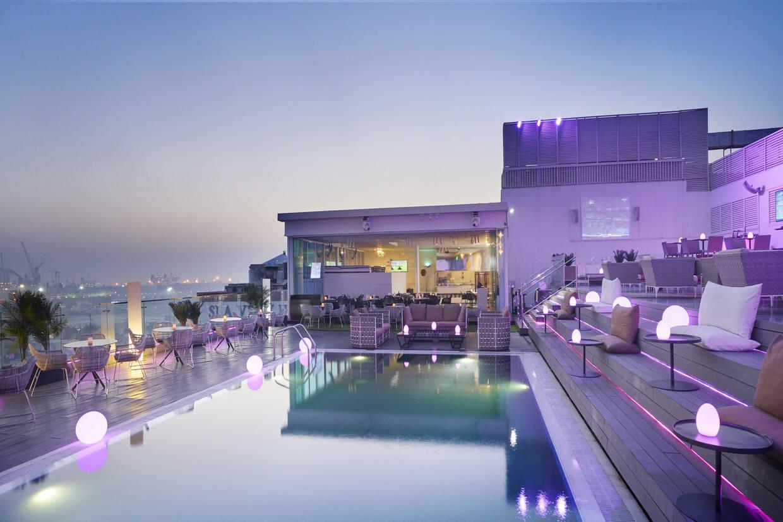 Piscine - The Canvas Dubai - M Gallery Hotel Collection 5* Villes Inconnues Pays Inconnus