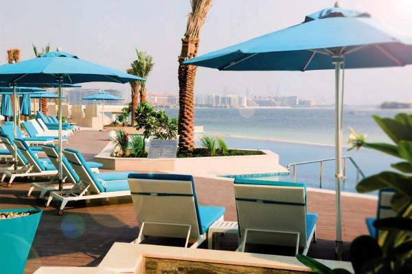 Piscine - Hôtel The Retreat Palm Dubai MGallery by Sofitel 5* Dubai Dubai et les Emirats