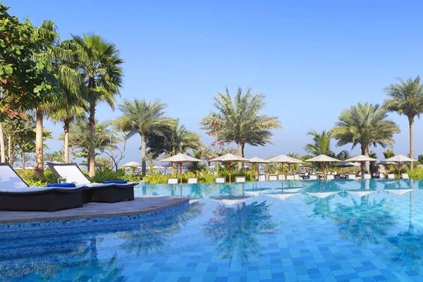 Piscine - Hôtel The Ritz Carlton 5* Dubai Dubai et les Emirats