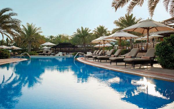 Piscine - Hôtel The Westin Mina Seyahi Beach Resort & Marina 5* Dubai Dubai et les Emirats