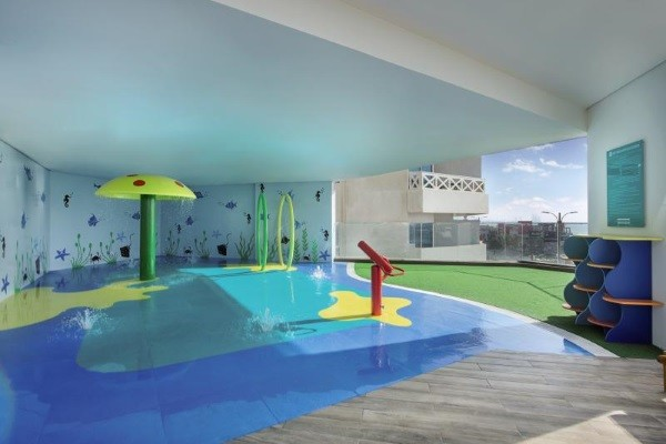 Piscine - Hôtel Wyndham Garden Ajman 4* Dubai Dubai et les Emirats