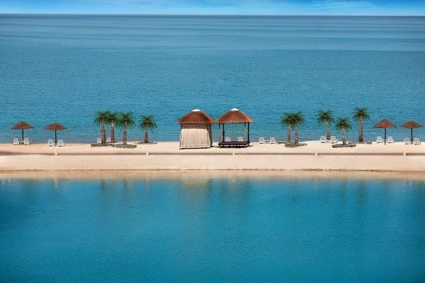 Plage - Club Framissima The Village Cove Rotana 5* Dubai Dubai et les Emirats