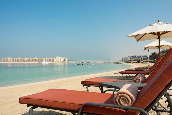 Plage - Hôtel Le Meridien Mina Seyahi Beach Resort 5* Dubai Dubai et les Emirats