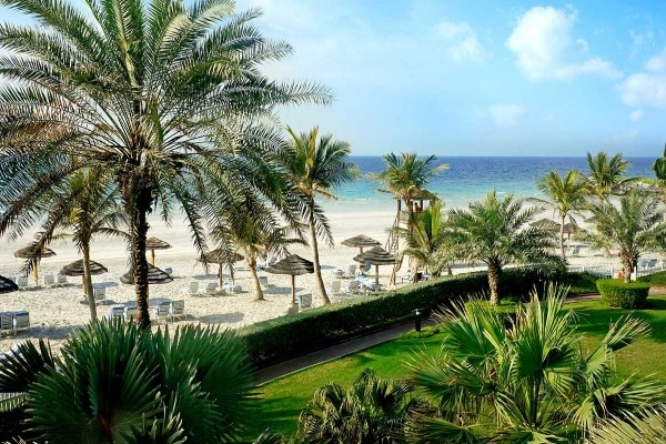 Plage - Club Lookéa Ajman Dubai 5* Dubai Dubai et les Emirats