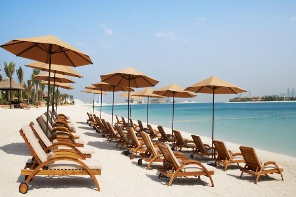 Plage - Hôtel Sofitel the Palm 5* Dubai Dubai et les Emirats