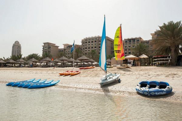 Plage - Hôtel The Westin Mina Seyahi Beach Resort & Marina 5* Dubai Dubai et les Emirats