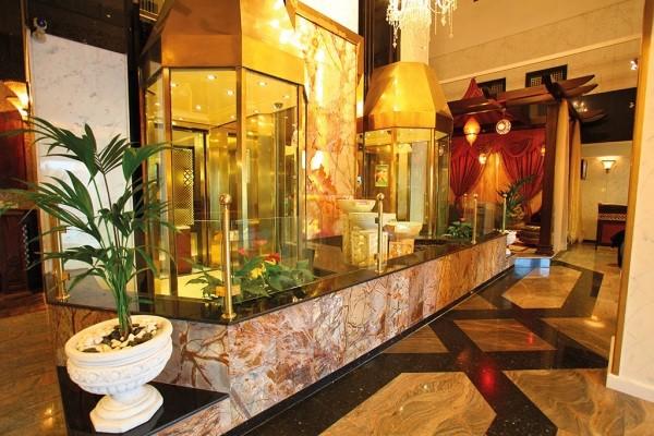 Reception - Hôtel Arabian Courtyard Hotel 4* Dubai Dubai et les Emirats