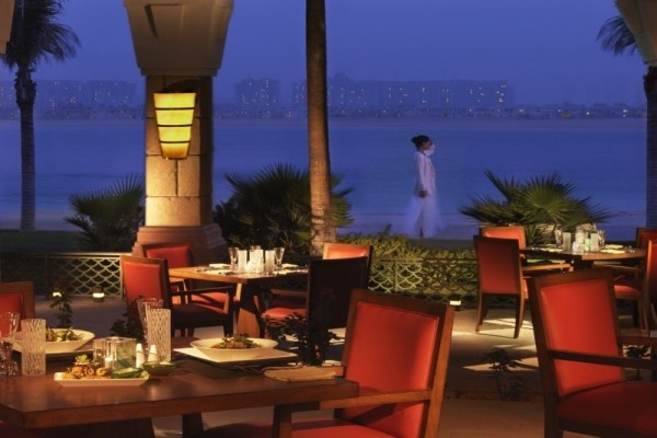Restaurant - Hôtel Atlantis The Palm 5* Dubai Dubai et les Emirats