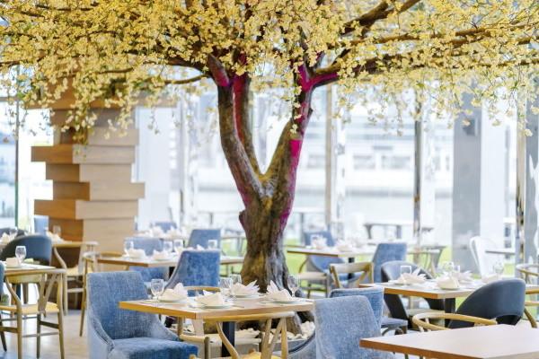 Restaurant - Hôtel Canal Central Business Bay 5* Dubai Dubai et les Emirats