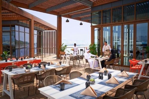 Restaurant - Hôtel Canopy by Hilton Dubai Al Seef 4* Dubai Dubai et les Emirats